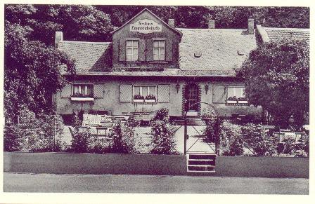 Forsthaus Emmerichshütte 1953